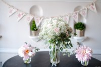 Wedding Flowers: 4 Centerpieces For Your Bridal Shower ...