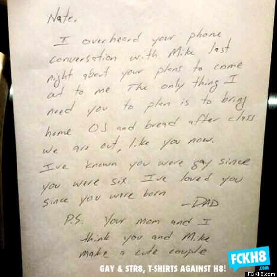 father son note coming out