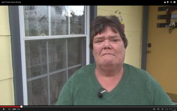 Susan Tammy Hudson Tennessee Woman Jokes Killing