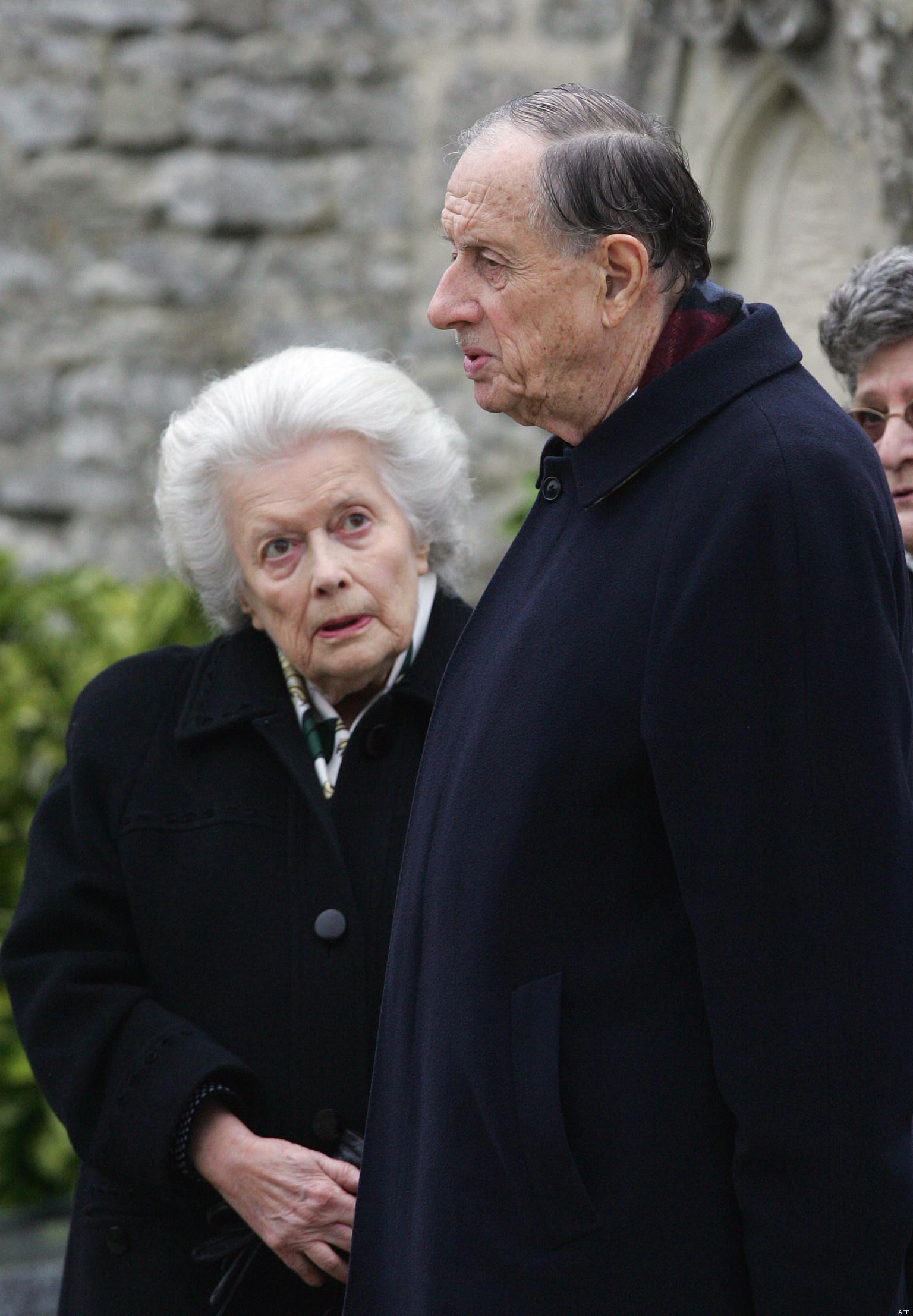 DCS Mort DElisabeth De Gaulle Lune Des Deux Filles