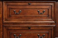 at the galleria: Cleaning Old Wood Furniture