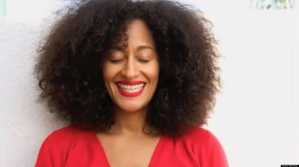 Tracee Ellis Ross Models Favorite Lipstick Shades Video