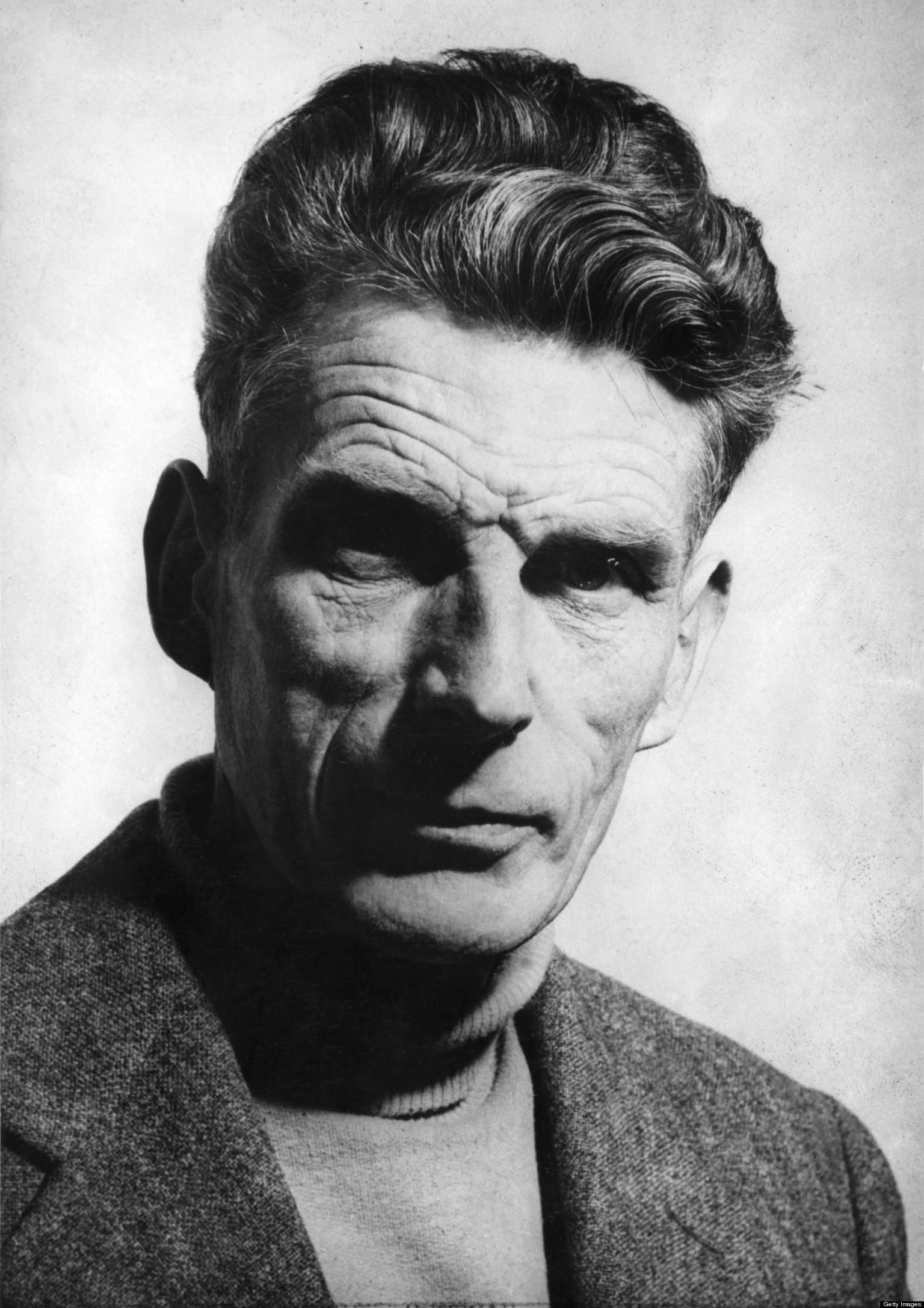 Samuel Beckett Birthday The Irish Avant Garde Playwright
