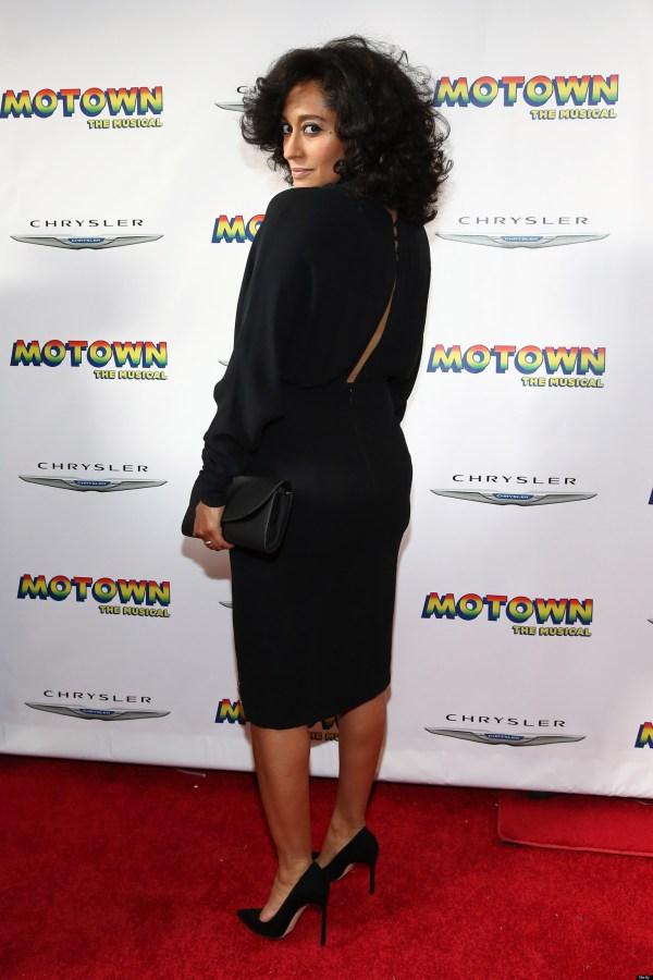 Tracee Ellis Ross' 'motown Musical' Premiere Dress