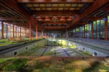 Abandoned Hotel Pool