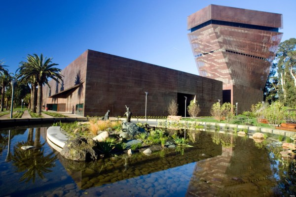 Art DeYoung Museum San Francisco