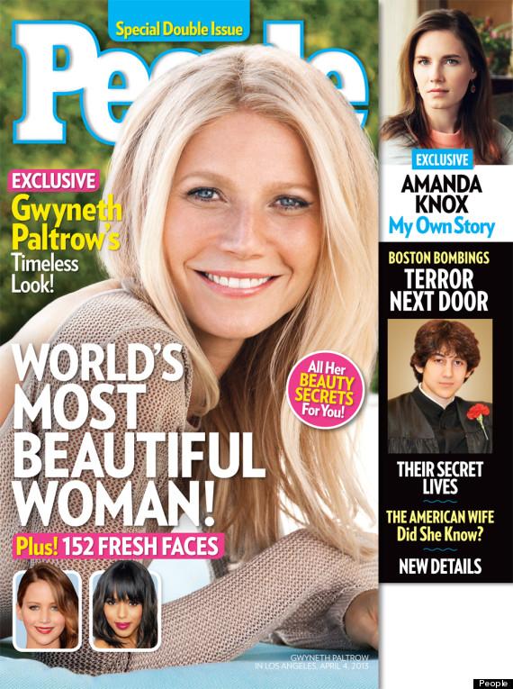 gwyneth paltrow people most beautiful