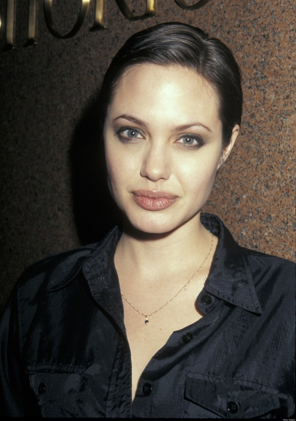 Angelina Jolie Internet Actress Talks World Wide Web