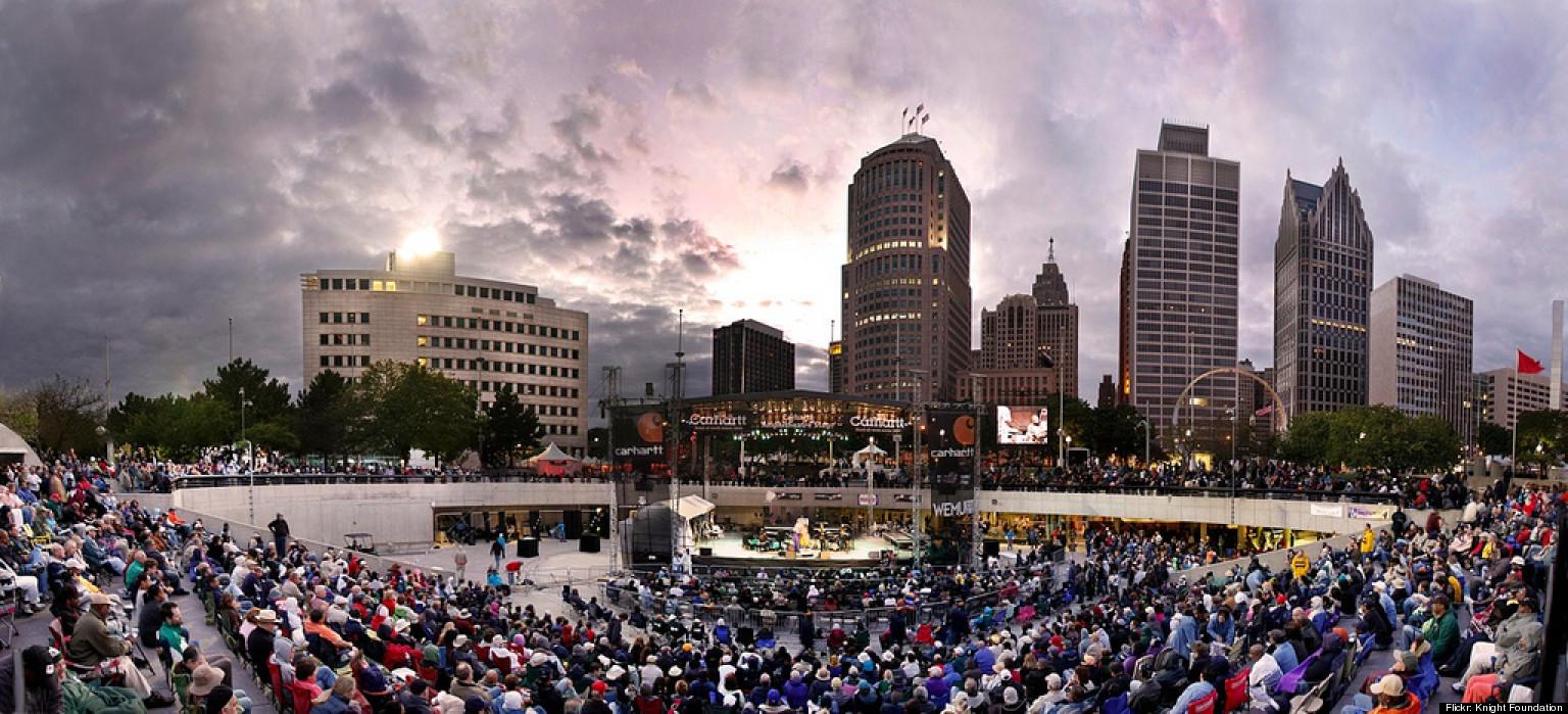 Detroit Jazz Festival 2013 Lineup Features Grammy Winning