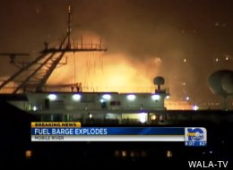 Fuel Barge Explosions