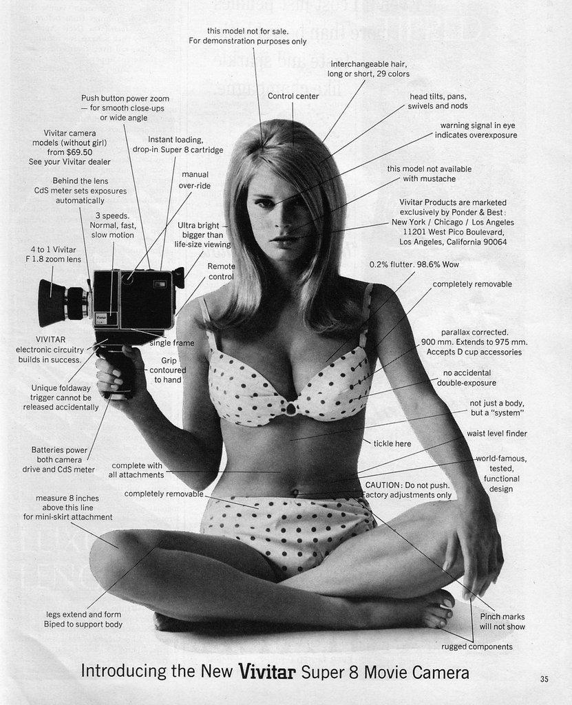 playboy ad 1967