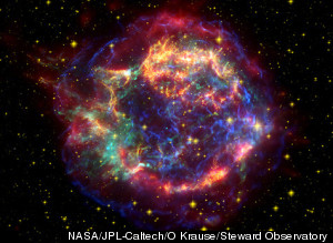 Meteorite Supernova