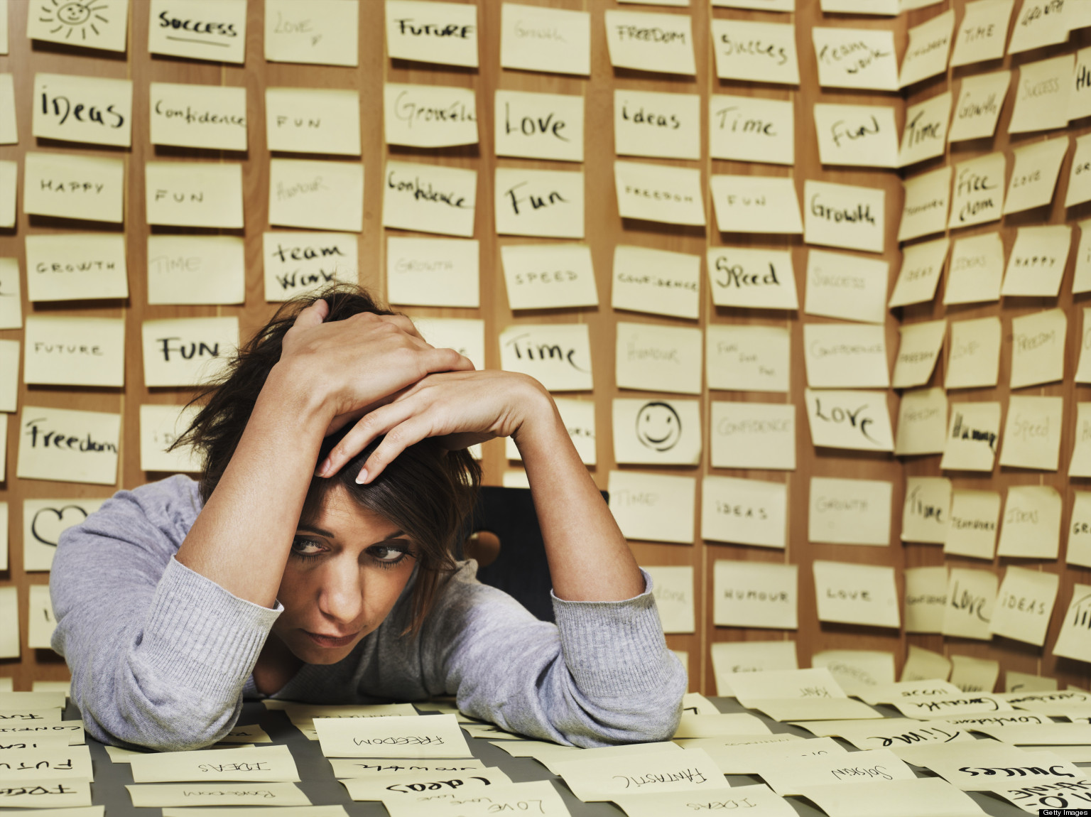 Overwhelmed At Work? 3 Quick Steps To Feel Better Now