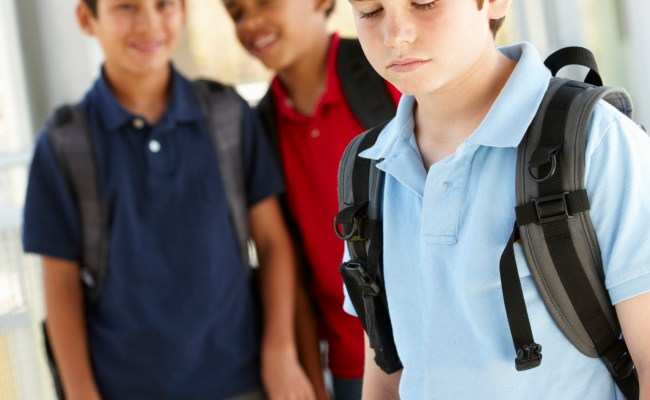 How Can We Help Children Become Upstanders To Bullying