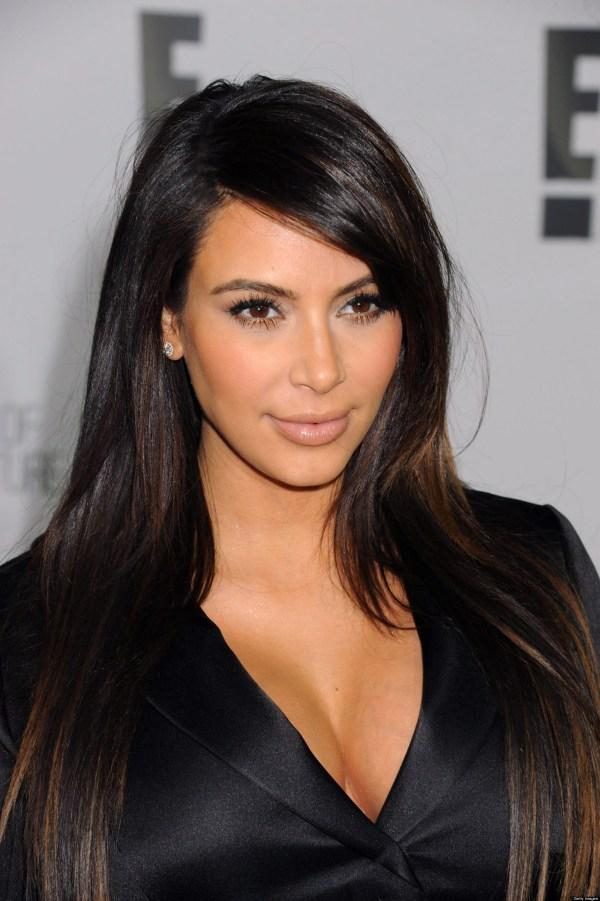Kim Kardashian Fish Pedicure In Greece And Fan Video Huffpost