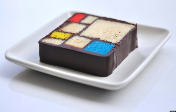 Sfmoma Art Desserts Five Treats Inspired Famous Artists Huffpost