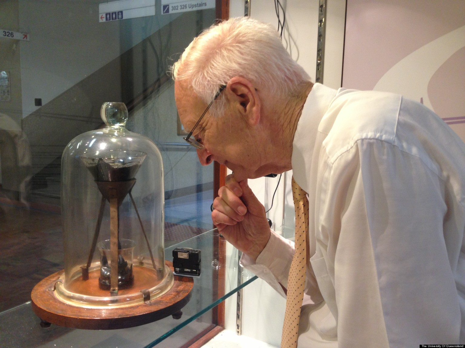 Pitch Drop Experiment May Be World S Most Boring