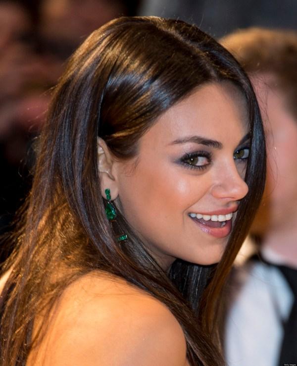 Mila Kunis Fhm' 'sexiest Woman In World 2013