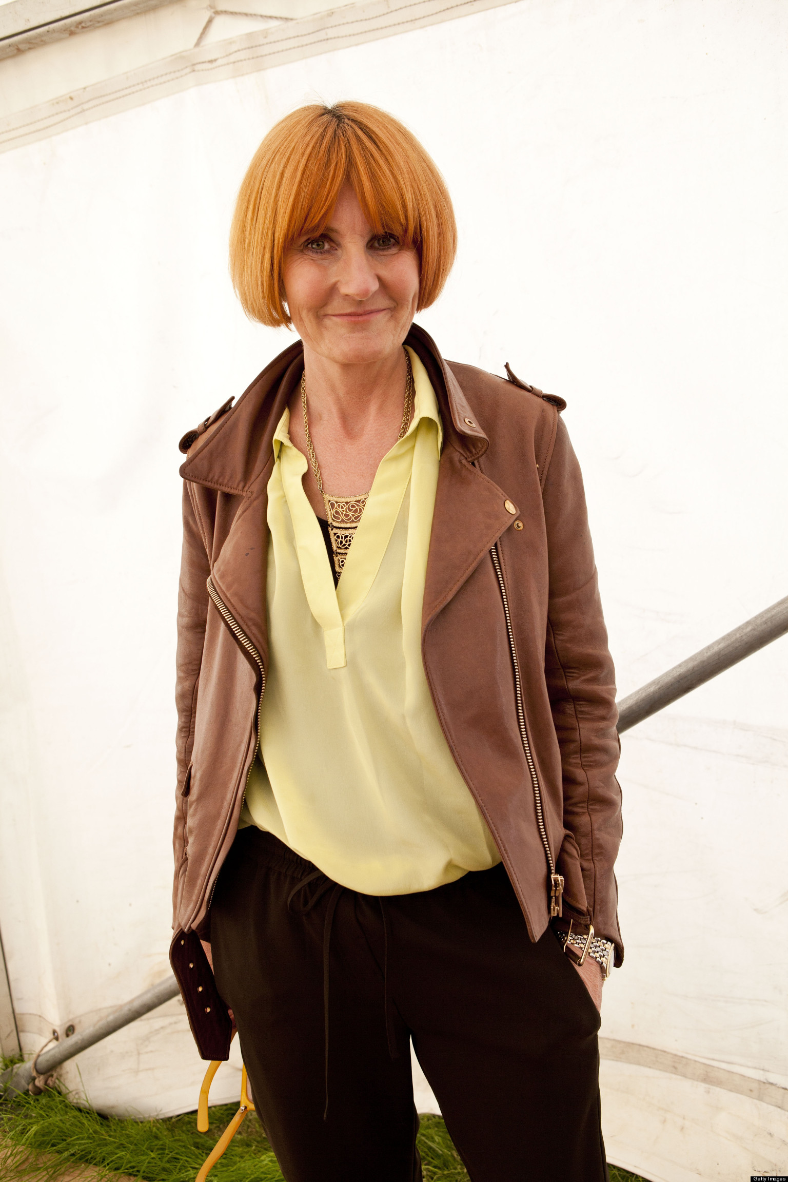 Mary Portas My Daughter Wont Shop With Me HuffPost UK