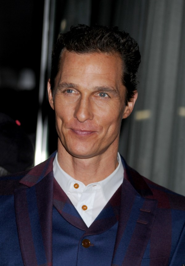 Matthew Mcconaughey Discovered Critics . Huffpost Uk