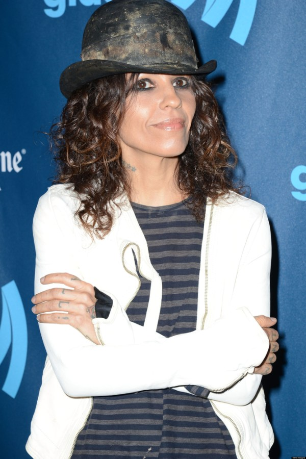 Linda Perry Legendary Songwriter Discusses Being Out On
