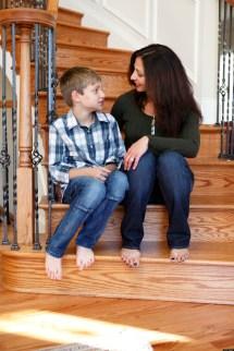 Husband' Kids Coming Live With Huffpost