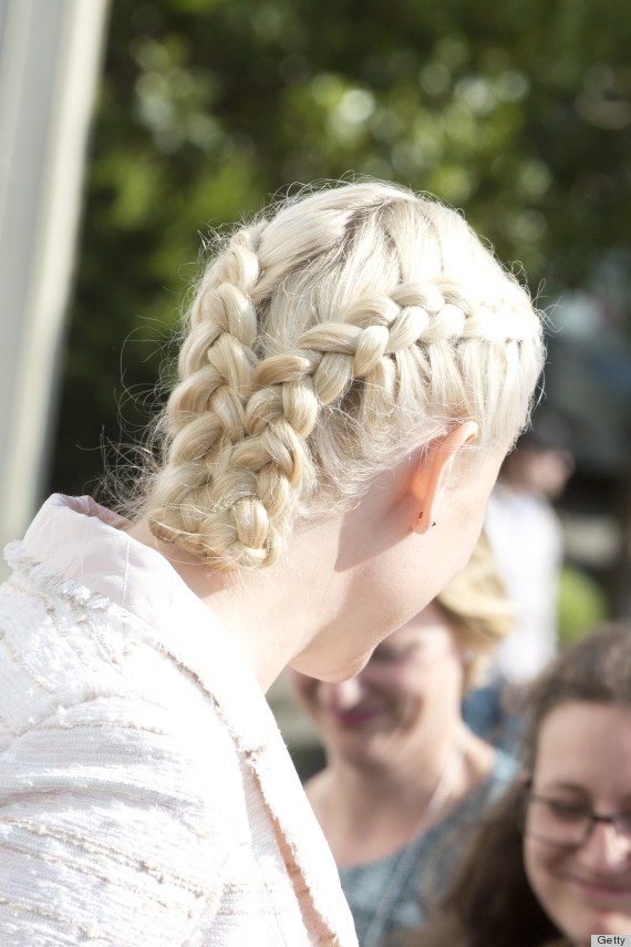 Princess Mette Marit's Hairstyle In San Francisco Is Pretty Hip
