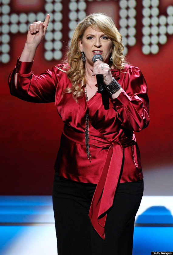Comedian Lisa Lampanelli Loses 106 Pounds Im Officially A Skinny Bch  HuffPost