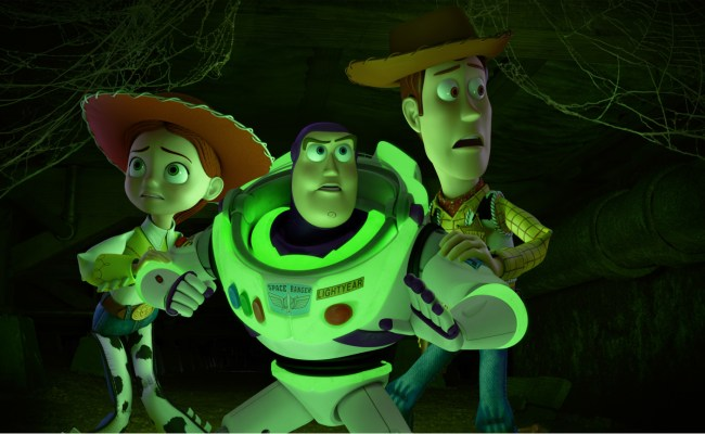 Toy Story Of Terror Abc Set To Air Pixar Special In