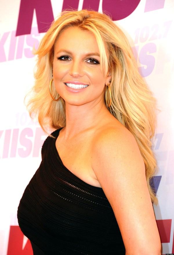 Baby Britney Spears Singer Girl