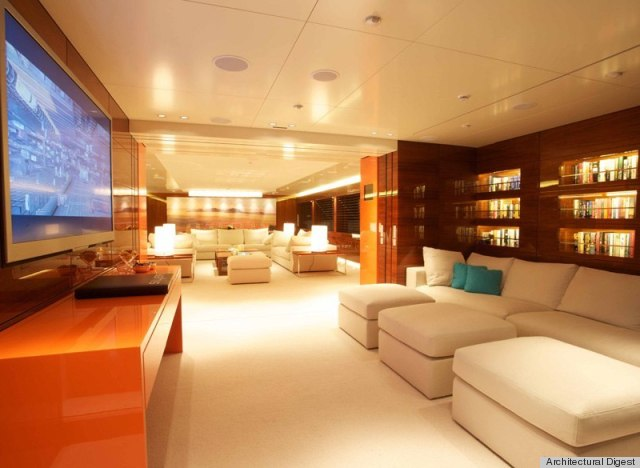 8 Incredible Yacht And Sailboat Interiors From