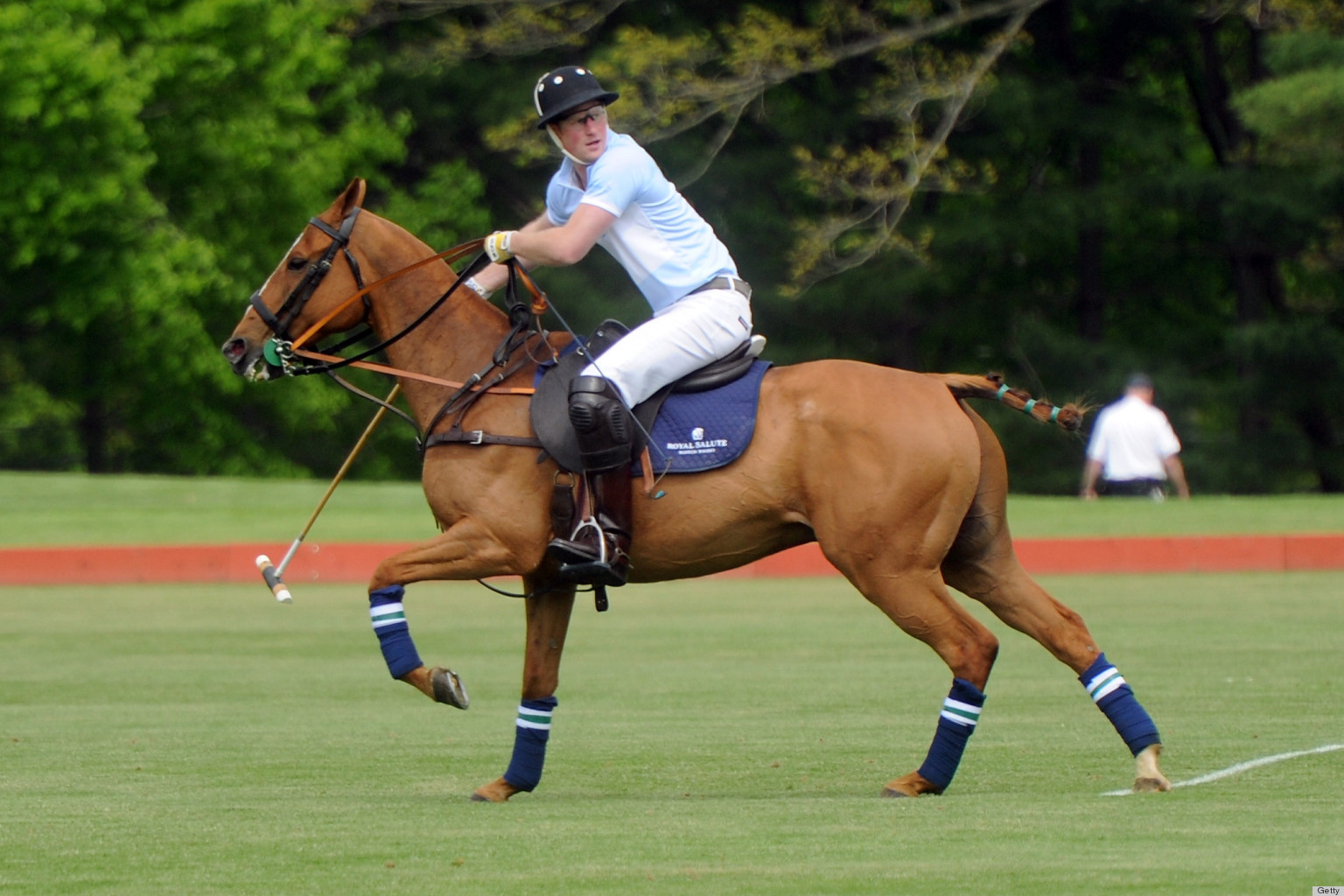 Hd Good Afternoon Wallpaper Prince Harry Polo Match In Connecticut Brings Out The