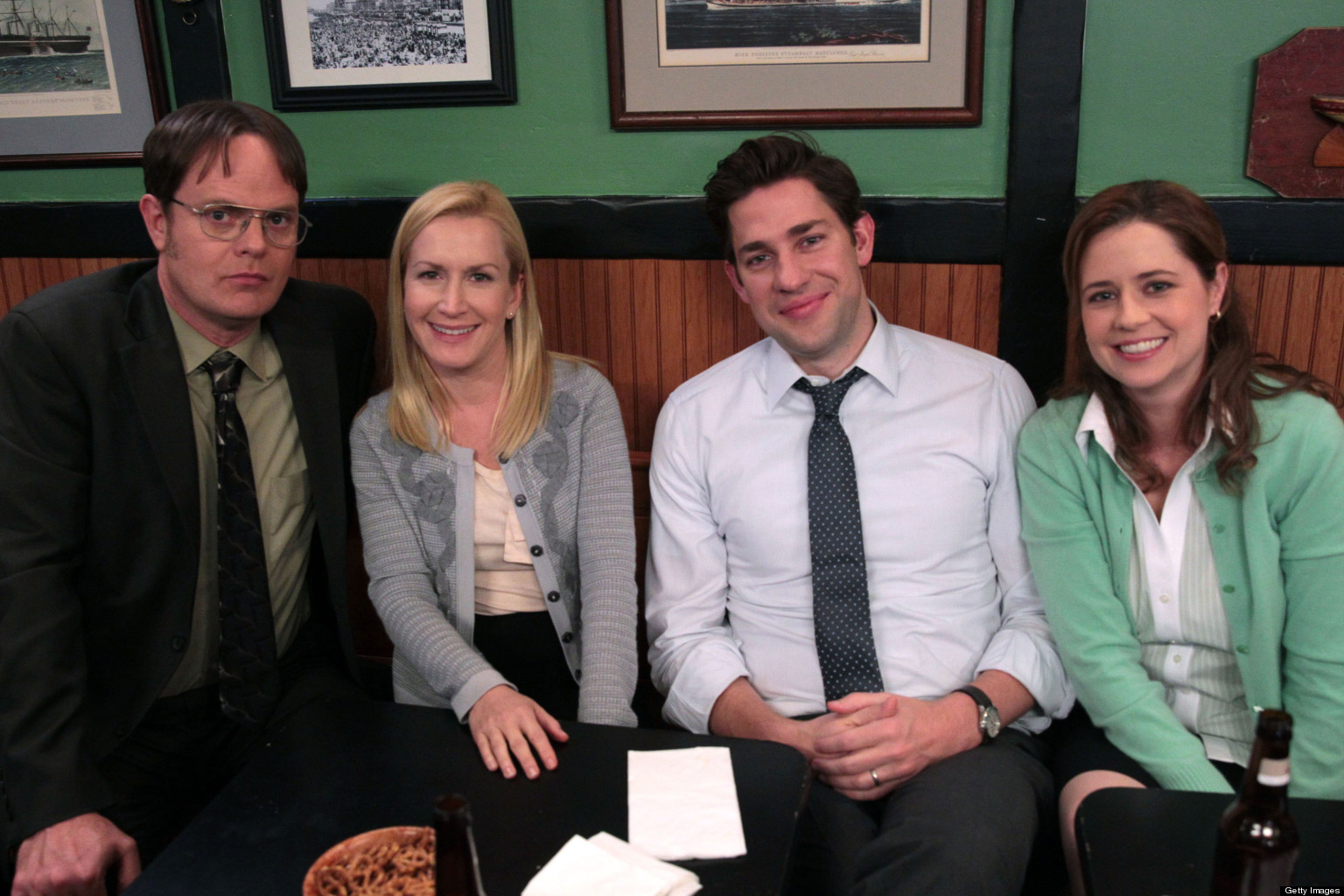 Dwight And Angela's 'office' Wedding Will Include Lots Of