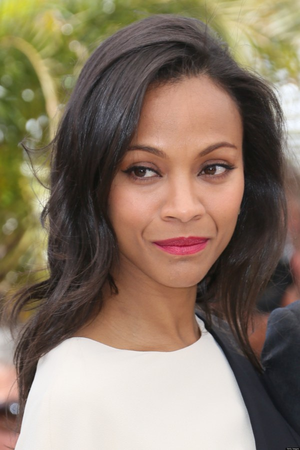 Zoe Saldana Bet Actress Elaborates Sexuality Comments In Allure Magazine