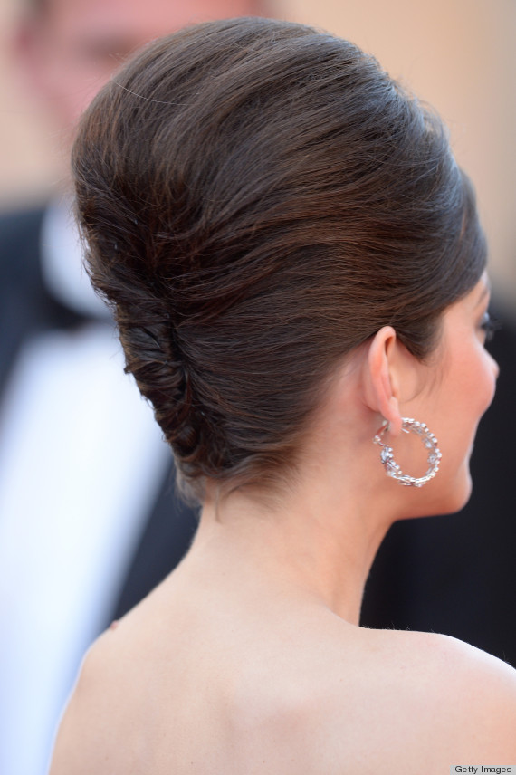 marion cotillard's beehive hairstyle