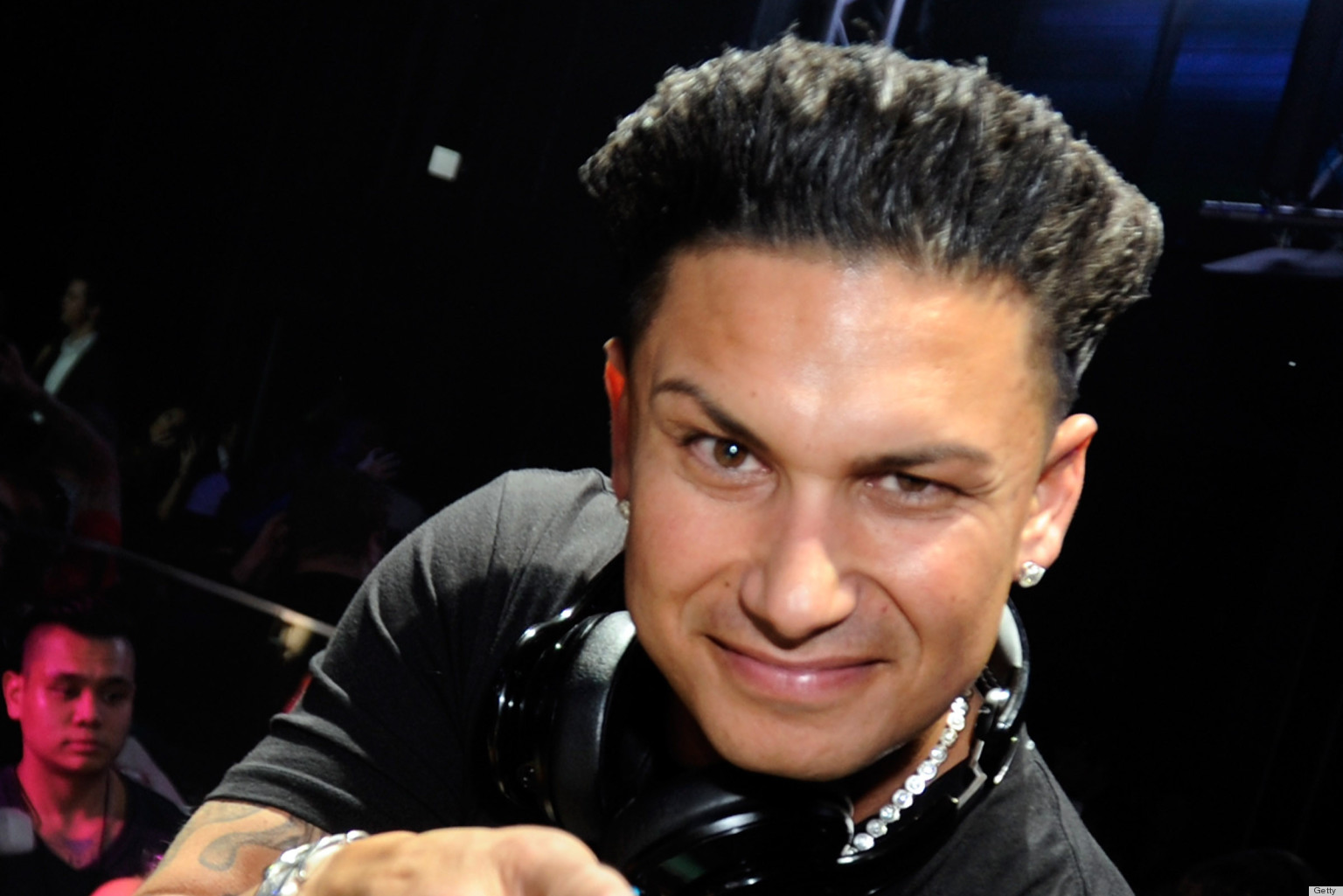 Pauly D New Hair Totally Transforms Jersey Shore Star