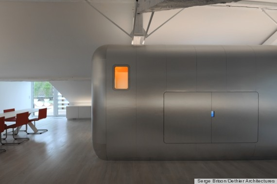 Bathroom Pods Inspired ByAirstream Trailers PHOTOS
