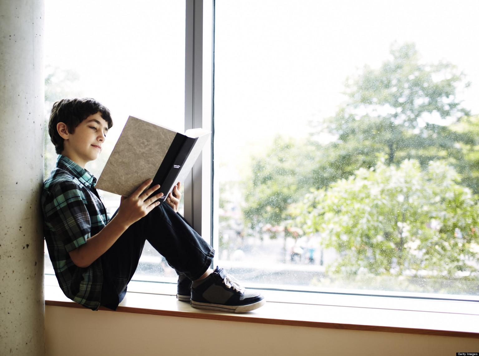 Finding a Summer Reading Program For Kids  HuffPost