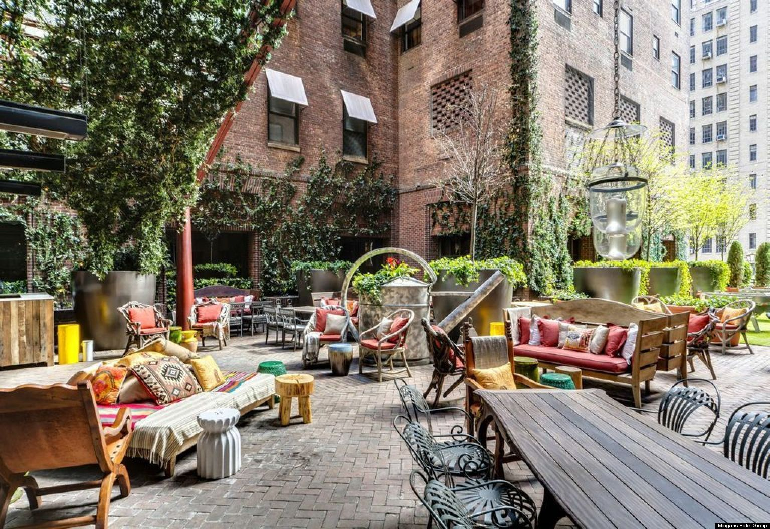 New York City Rooftops The Trendiest Places To Drink And