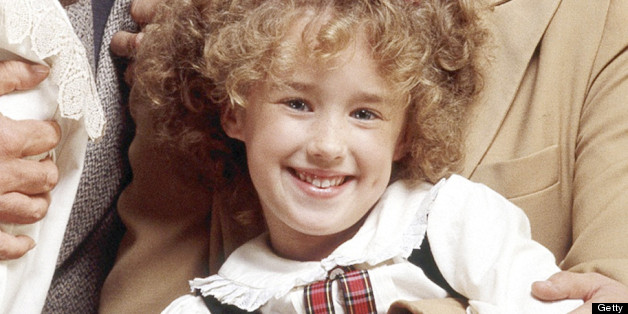Ashley Johnson Now Growing Pains Actress Is All Grown