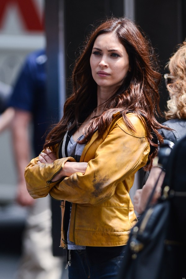 Megan Fox In 'transformers 4' Rumor Actress Returning