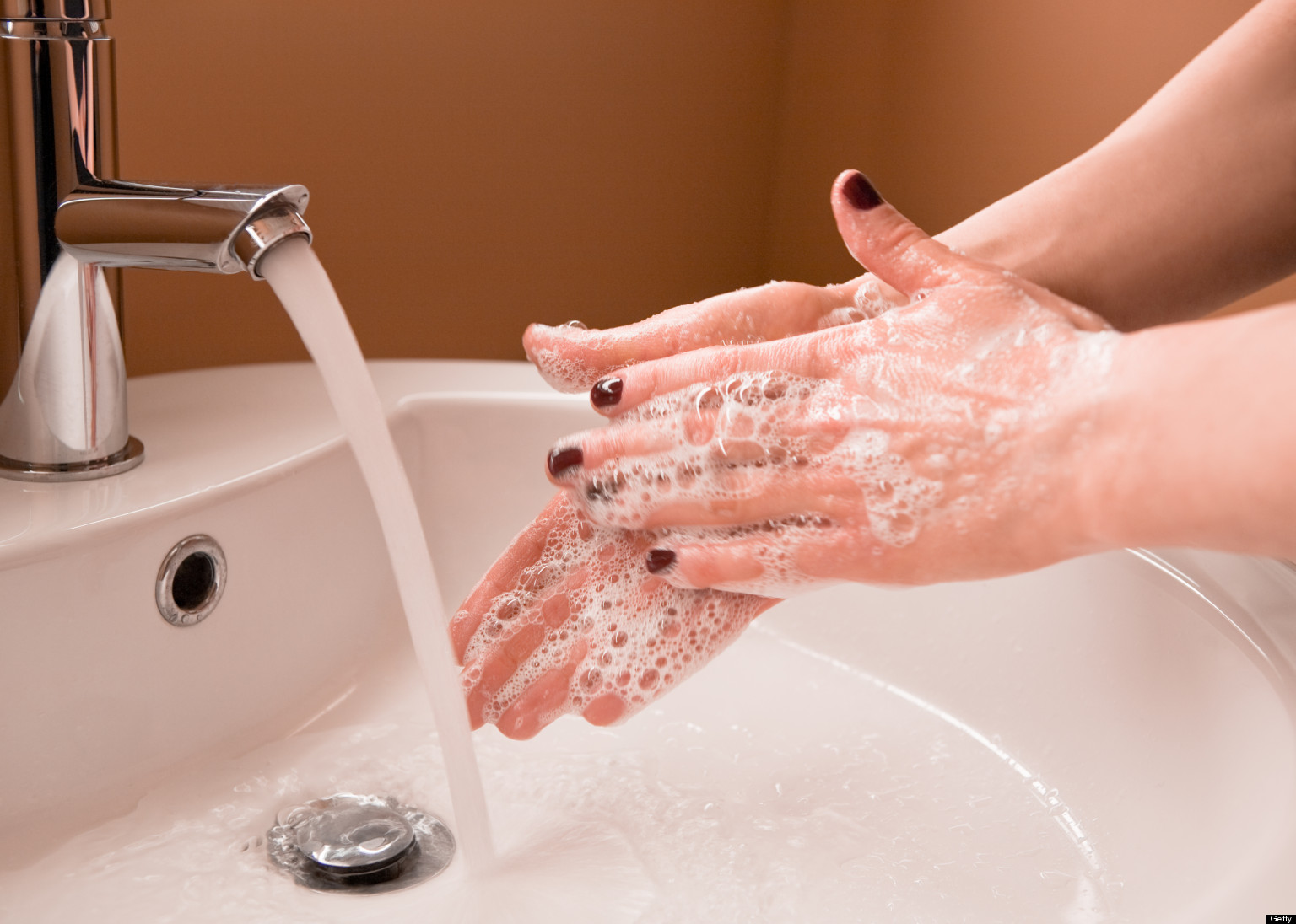 Proper Hand Washing Only 5 Percent Of Us Do It Right