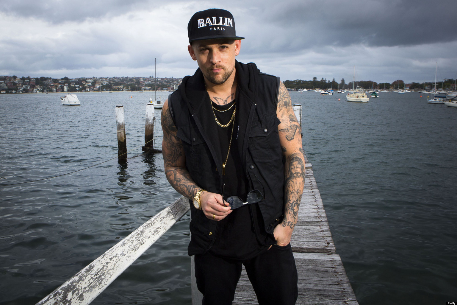 Joel Madden Caught With Weed In His Hotel Room REPORT