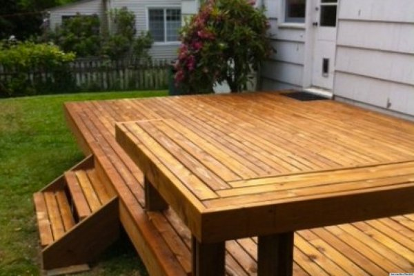 Building Small Deck