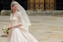 Modern Royal Wedding Dresses Kate Middleton Princess