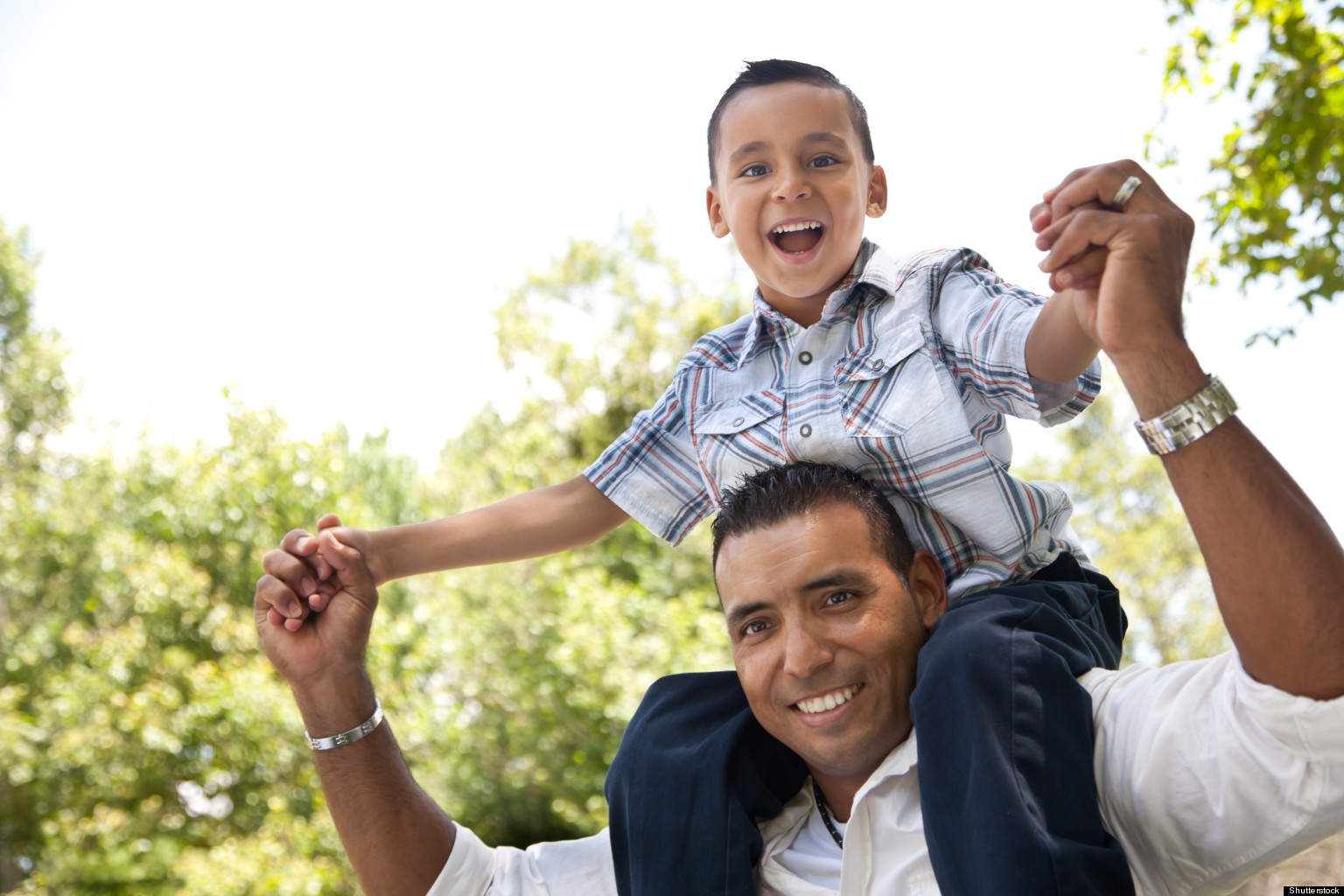 On Fathers Day Appreciating Different Generations Parenting Styles  HuffPost