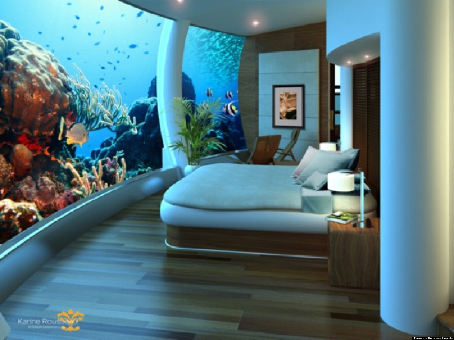 Underwater Hotels: Five Things You Need To Know (PHOTOS
