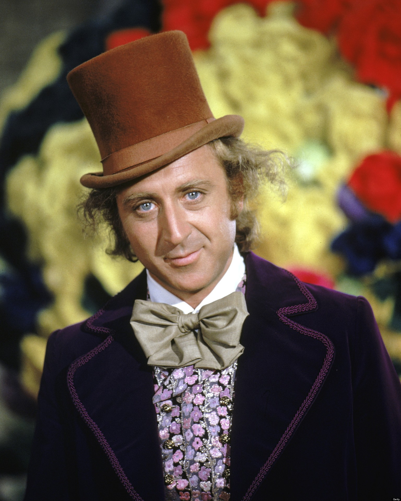 Gene Wilder Charlie And The Chocolate Factory Was An