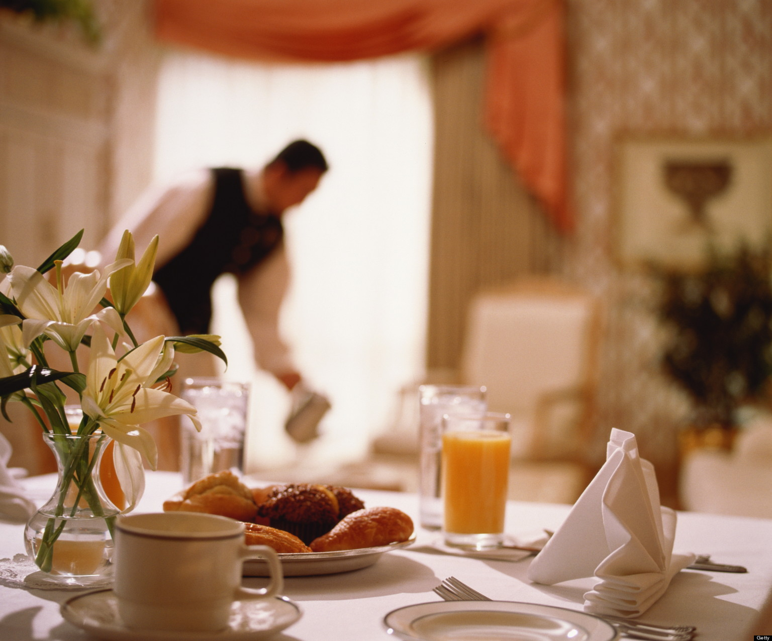 Room Service Not Going Away In The Near Future 6 Hotels