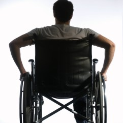 Wheelchair Man Bathroom Vanity Chairs With Backs Disabled People Can Work Rest And Play Huffpost Uk
